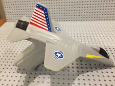 Vintage Tamfort LTD Fighter Jet Squirt/Water Gun ~ UK Design~ Made In China