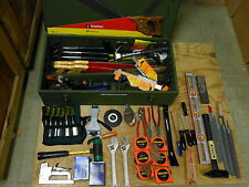 Military Carpenter Equipment Tool Kit Set No. 1 Engineer NEW Quality USA Tools