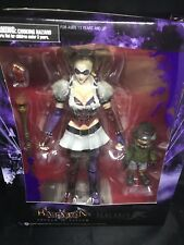 Batman Arkham Asylum Play Arts Kai Harley Quinn Action Figure - Square Enix