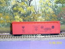 """MICRO-TRAINS N SCALE  #69070 51' 3 3/4"""" MECHANICAL REEFER RIVETED SIDES AFT"""