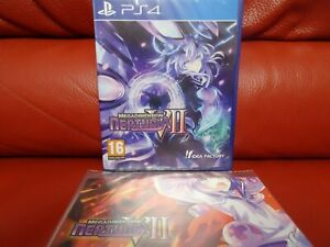 Megadimension Neptunia VII (Sony PlayStation 4, 2016) PS4 Includes Poster NEW!