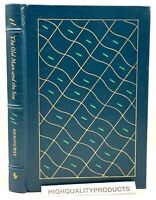 Easton Press THE OLD MAN AND SEA Collectors LIMITED VINTAGE Edition FULL LEATHER