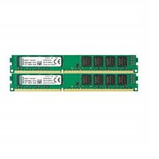 Memoria RAM 4gb Ddr3 Pc3-10600u 1333mhz 1333 Desktop 240 Pin Pc3-10600 Kingston