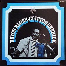 CLIFTON CHENIER Bayou Blues FR Press Specialty SPY 28093 1977 LP