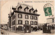 ARROMANCHES (14) - Hôtel de l'Etoile du Nord - Rue de la Batterie