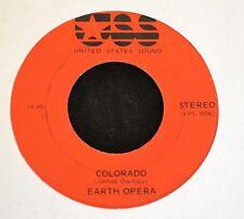 HEAR IT FUNK ROCK Earth Opera USS Kickin' Back and Colorado