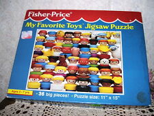 Fisher Price Little People Puzzle
