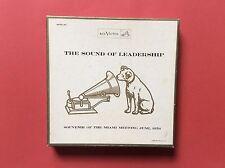 ELVIS PRESLEY-LEGENDARY SPD 19-THE SOUND OF LEADERSHIP BOX