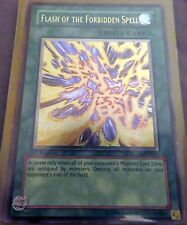 Flash of the Forbidden Spell (CDIP-EN038) 1st Ed Ultra Rare Near Mint Yugioh