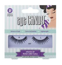Eye Candy 50's Style Lashes - 007 - False Eyelashes with Glue Adhesive