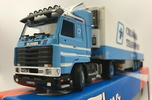 Tekno Creggan Transport Scania 143 Streamline Irish Coll. Box 1/50