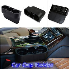 Car Seat Gap Seam Wedge Phone Water Bottle Drink Cup Mount Holder Stand Storage