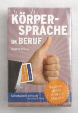 Sofortwissen kompakt Körpersprache im Beruf von Manfred Schries Businesswissen