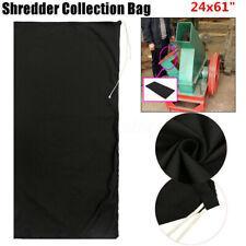Wood Leaf Chipper Shredder Collection Bag 24x61 Craftsman MTD (BAG ONLY)