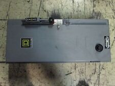 Square D Fusible Combination SB02 Size 0 120V Coil Used