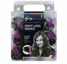 Waves Jumbo Foam Rollers Hair Curlers Roll Curl