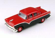 "CMW (HO-Scale) #30447 * ""55 Ford"" FAIRLANE Red w/Black - NIB"