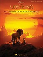 Piano//Vocal//Guitar Music from the Motion Picture Soundtrack The Lion King