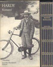 HARDY, Thomas, Romanzi. Mondadori, Meridiani 1973. Molto buono