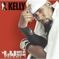 R KELLY (R IN THE R'N'B - GREATEST HITS 2CD SET SEALED + FREE POST)