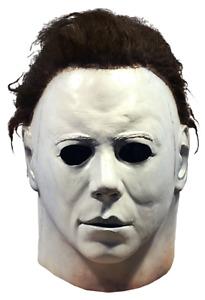 Michael Myers Latex Mask Halloween 1978 The Shape Adult Trick Or Treat Studios