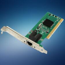 Gigabit Ethernet LAN Low Profile PCI Network Controller Card Module