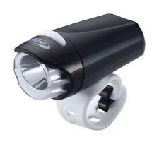 Luces y reflectantes luces delanteras negro BBB para bicicletas