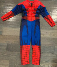 Marvel Avengers Infinity Wars Boy/'s Spider-Man Union Suit Sleeper Size 8 New