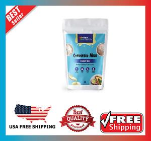 Protein Sugar Free Gluten Free Non GMO Condensed Milk Mix. 8 oz NEW