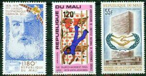 MALI  – 1965-1976   – MINI COLL.  – VF  **
