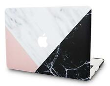 Laptop Case MacBook Air 13 Plastic Hard Shell Cover Sleek Glossy 2 Piece Design