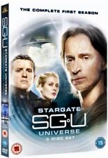 Stargate Universe Complete First Series 1 Season 1 NEW DVD