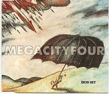 MEGA CITY FOUR IRON SKY 3 TRACK CD SINGLE IN MINT CONDITION