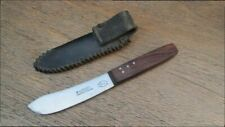 FINE Antique WILSON Sheffield Butcher-style Hunting Indian Fur Trade Knife