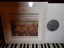MARAIS REBEL COUPERIN/ Le Parnasse Français > Goebel / Archiv Produktion LP NM