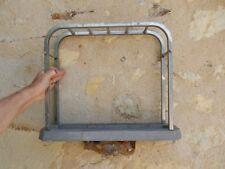 ART DECO CLASSSIC ALUMINUM base CHROME frame STICK STAND INTACT