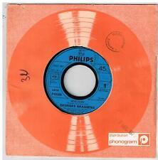 """Georges BRASSENS      Don Juan      PROMOTION      7"""" 45 tours SP"""