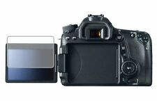 2 x Clear LCD Screen Protector Film Foil Saver For Canon EOS 70D