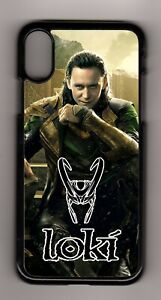 Loki Laufeyson Asgard avengers cell phone case iPhone iPod