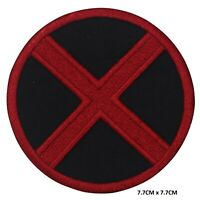 X Men Super Héros Film Patch Thermocollant Brodé Patch Badge Pour Vêtements, Etc