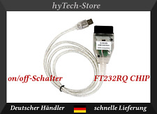 Diagnosekabel für BMW INPA K + DCAN OBD 2 II Schalter Switch FT232RQ Diagnose