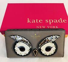 Kate Spade Women Purse Owl Stacy Star Bright Cityscape 992