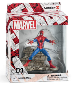 FIGURINE SCHLEICH - MARVEL - 21502 - SPIDER-MAN