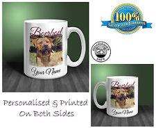 Boerboel Personalised Ceramic Mug: Perfect Gift. (D237)