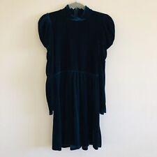 ZARA Velvet Dress - S