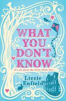 What You Don't Know, Enfield, Lizzie, Very Good condition, Book