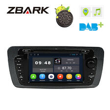 """7"""" Android 8.1 Car DVD Player Auto Stereo GPS Radio Stereo for Seat Ibiza MK4/6J"""
