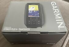 Garmin Striker Plus 4 Fishfinder with Dual Beam Transducer 010-01870-00