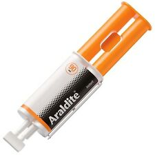 Araldite Instant 24ml Syringe Multi Purpose Adhesive Glue Solvent Free Epoxy