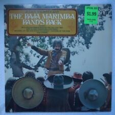 JULIUS WECHTER AND THE BAJA MARIMBA BAND'S BACK VINYL LP BELL RECORDS SEALED